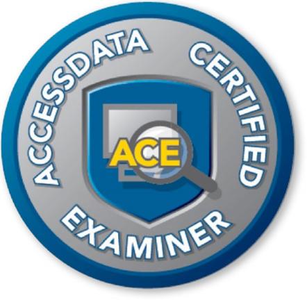 Accessdata Certified Examiner Certified Experts Digital