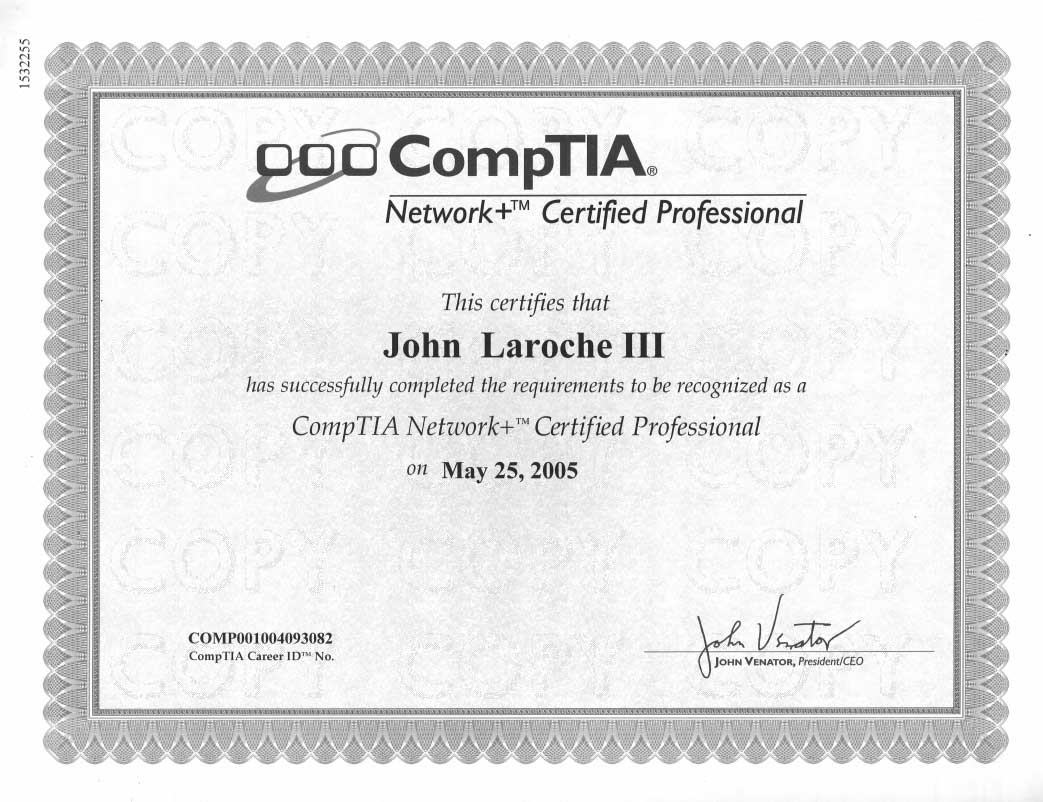 Comptia network certified experts comptia network certified experts xflitez Image collections