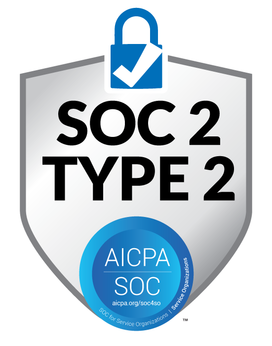 SOC2 certification logo