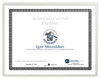 Access Data Certified Examiner