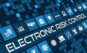 electronic cyber risk control
